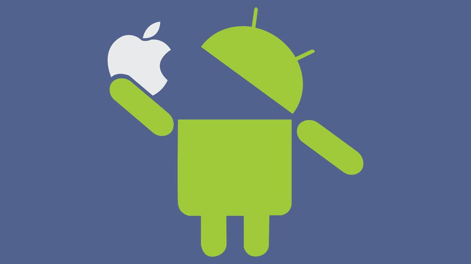 android apple switch